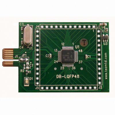 FUTURE - DB-LQFP48-LPC2106