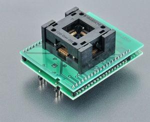 DIL40/QFP64 ZIF LPC-1 Adaptör Soketi