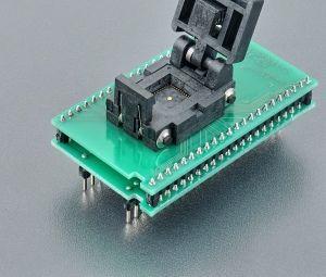 DIL44/QFN44-2 ZIF-CS Adaptör Soketi