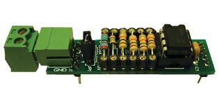 Kolay IO – AIn - 4..20 mA, 0..10V analog giriş modülü