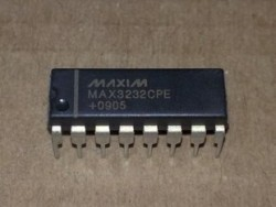 MAXIM INTEGRATED - MAX3232CPE+