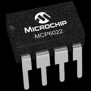 MICROCHIP - MCP6022-E/P