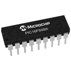 MICROCHIP - PIC16F648A-I/P