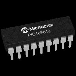 MICROCHIP - PIC16F819-I/P