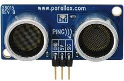 Parallax - PING))) Ultrasonik Mesafe Ölçüm Sensörü