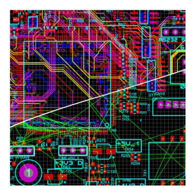 Proteus Professional PCB Design Starter Kit