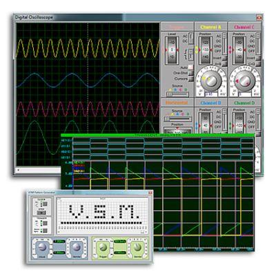 Labcenter - Proteus Professional VSM for PIC Bundle 8/16bit