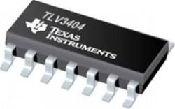 TEXAS INSTRUMENTS - TLV3404IDR