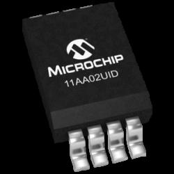MICROCHIP - 11AA02UID-I/SN