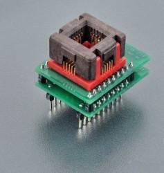Elnec - DIL20W/PLCC20 ZIF Adaptör Soketi