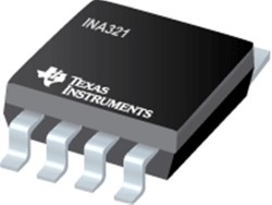 TEXAS INSTRUMENTS - INA321EA/250
