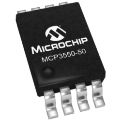 MICROCHIP - MCP3550-50E/SN