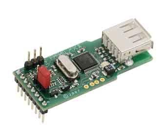 Memory Stick Datalogger