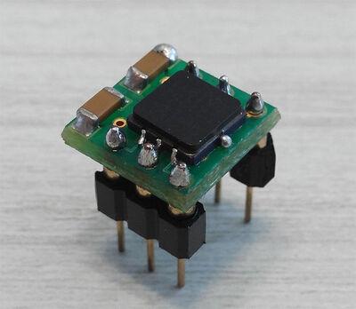 Memsic 2125 Dual-axis Accelerometer - OEM