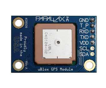 PAM-7Q GPS Module