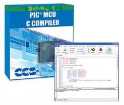 Ccs - PCWHD - Microchip PIC10/12/14/16/18 ve PIC24/dsPIC Entegreleri için Windows IDE'li C Derleyici (12 - 14 - 16 - 24 bit)