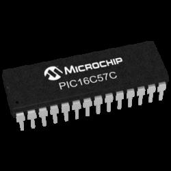 MICROCHIP - PIC16C57C-04/P