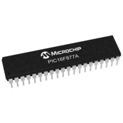 MICROCHIP - PIC16F877A-I/P