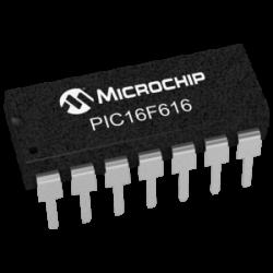 MICROCHIP - PIC16HV616-I/P