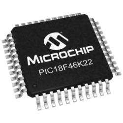 MICROCHIP - PIC18F46K22-I/PT
