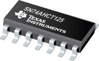TEXAS INSTRUMENTS - SN74AHCT125D