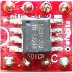 SOIC-8 > DIP-8 çevirici soket - Thumbnail