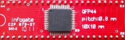 TQFP-44 > DIP-44 çevirici soket - Thumbnail